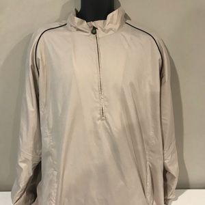 Greg Norman Golf Jacket XXL Tan